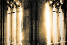 The Peace of Cloisters / by LIA KEYES