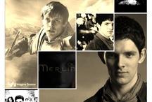 Merlin / by Abby Winslow