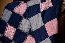 RAG QUILTS / by Cherie Staples