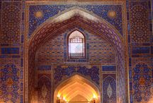 ARCHITECTURE - ISLAMIC, ORIENTAL, PERSIAN / Because the human imagination and creativity no boundaries and every architectural heritage is a treasure for all mankind / by Bistra Gospodinova