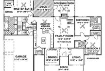 House Plans / by Kandi Whitman