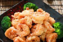 Yummy-seafood / by Kristin Woodfin