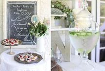 Bridal Showers / Before you say I Do let us host your bridal shower! / by The Commerce Club