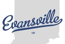 Map Us / by Evansville Courier & Press features Evansville, Ind.