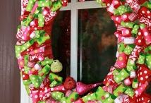 Wreaths  / by Crystal Suggs