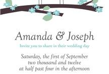 Zach and Ashley's wedding / by Sandra McAmis