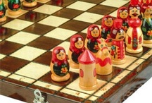 chess art / by Thres Soewahyo