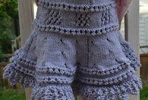 Knitted things. / by Elisabeth Crowe