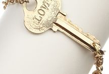 """""""Key Ideas"""" / Different ways to use keys from your first home! / by Rough Diamond"""