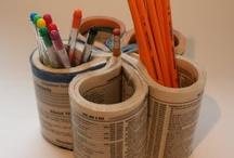 Craft Ideas / by Samyra Costa