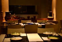 "Desde adentro by restaurante ""QUE BUENO QUE VINISTE"" / Vistas desde andentro del restaurante ""QUE BUENO QUE VINISTE"", Tapas Argentinas. Carrer de la ciutat nº10, barcelona, 08002. Tel: 933 18 46 76. www.quebuenoqueviniste.net / by Que bueno que viniste, Tapas Argentinas"