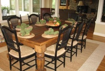 Want it? I Know A Place... / Hand crafted solid wood furniture made just the way you want it. In Acworth, GA. www.naturespinefurniture.net / by Jenny Jones
