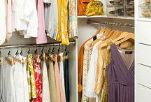 Closets! / by Megan Higgins