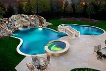 ~ Amazing Pools ~ / by Gail Macke