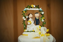 Cake Topper / by Chris @ Postcards & Pretties