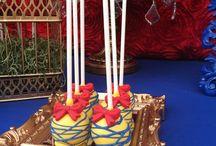 Cake pops / by Lizzy Campoy