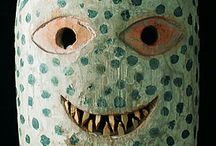 masks / by Mary Grant