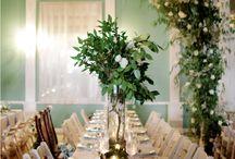 Wedding Flowers & Centerpieces / by Erin M C