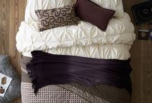 Bedroom / Design elements and products I could use in my bedroom. / by Eve Loven