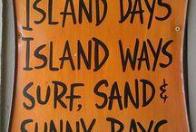 Beach Thoughts / Pensamiento en la Arena / The beach relaxes and renews us. / La playa nos relaja y nos renueva. ❤ / by Hacienda Tres Ríos Resort, Spa & Nature Park