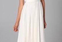 Wedding dresses  / by Cassie Hall