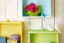 decoraciones / ideas para decorar el hogar / by Irma Sanchez