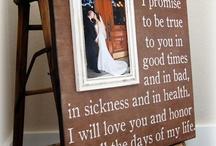 Wedding Inspiration / by Alicia Wilson