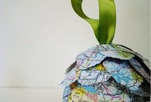 H Maps & Globes / by Elizabeth Pickle