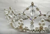 Crowns-Hats-Tiaras / by Nancy Robbin