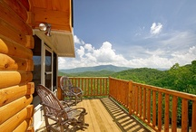 Smoky Mountain Cabin Rentals / Luxury vacation cabins in the Smoky Mountains, in Gatlinburg and Pigeon Forge, TN, by Great Smoky Mountains National Park. / by Cabins Of The Smoky Mountains