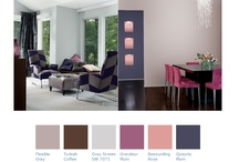 The Lifestyle Collection / Color palettes to fit every lifestyle. / by Sherwin-Williams