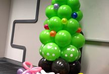 Balloon Modelling / by Donna McDermott