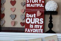 Valentines Day / by Amber Kiehl