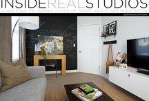 studio space ideas / by Jennifer Arnett