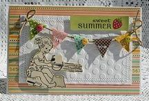 Crafts ~ Cards & Envelopes / by Robin Mundy