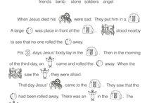 Children Church lessons / by Elaine Bryant