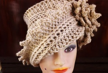 Unique Crochet Asymmetrical Hats / Any hat can look asymmetrical: unique crochet hats, flower hats, women's hats, winter hats etc. This includes crochet hat patterns, beanie patterns, etc.  / by Strawberry Couture Etsy Unique Crochet and Knit Hats Scarves Patterns