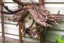 Bird houses / by Jeanne Rozzi