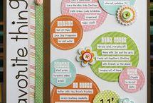 Scrapbook Pages / by Jodi Vaniter Essery
