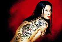 tattoo / by Tri Trinh
