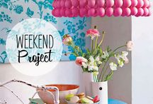 Crafts and Decorative Ideas / by Heather Brown Cox