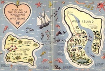 Kid Lit Maps / by CBC Book