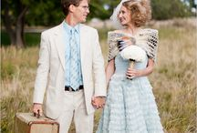 I DO-Styling / Fun ideas, beautiful silhouettes, lovely concepts, (but not for MY wedding) styles. / by Madison