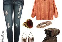 Fashion / by Tina Peterson