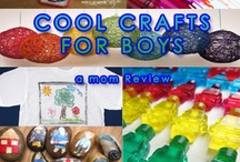 Kiddo Boredom Busters / All sorts of crafts and activities to keep the little ones entertained and happy! / by Ellie Roland