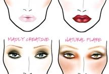 Make up geek ;-) / by Betsy Ramos