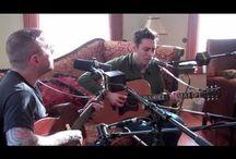 The Music Junkie / by Chelms Varthoumlien
