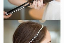 every day hair / by Katie Clarkin