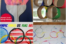 Olympics crafts / by Christina Wirch