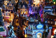 Christmas Village / by Cookie Marie